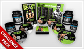 Unleash Your Inner Hulk With The BODY BEAST Challenge Pack!