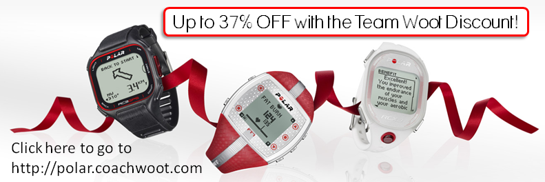 JOIN THE TEAM for a discount on Polar Heart Rate Monitors and Accessories