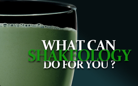 Try it and review Shakeology yourself!
