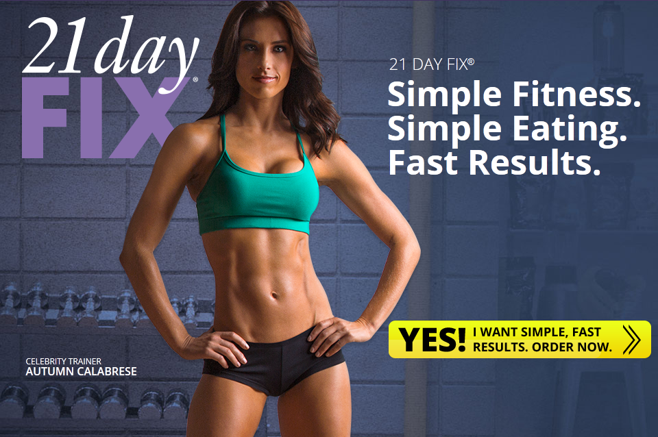 Simple Fitness. Simple Eating. Fast Results.